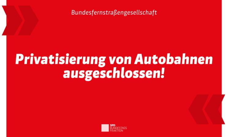 Bund-Länder-Finanzen: Wie eine Privatisierung von Autobahnen ausgeschlossen wird