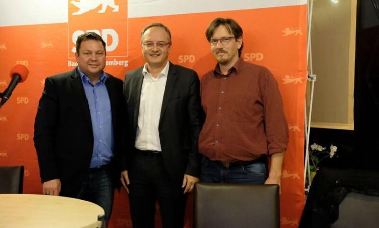 Das Nein zur Großen Koalition wankt. Politischer Martini bei der SPD