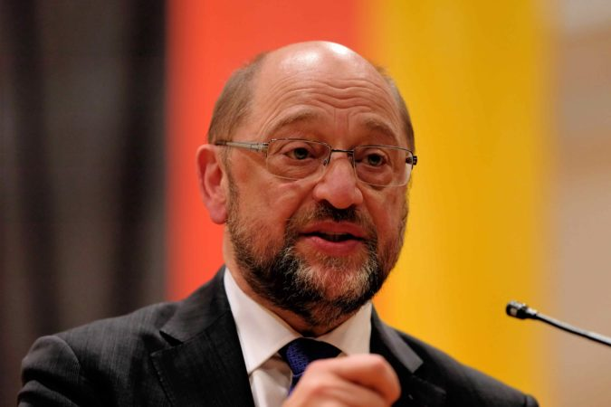 Martin Schulz wirbt energisch für Europa