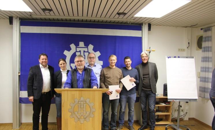 THW-Helfervereinigung investiert übers Jahr 10 000 Euro