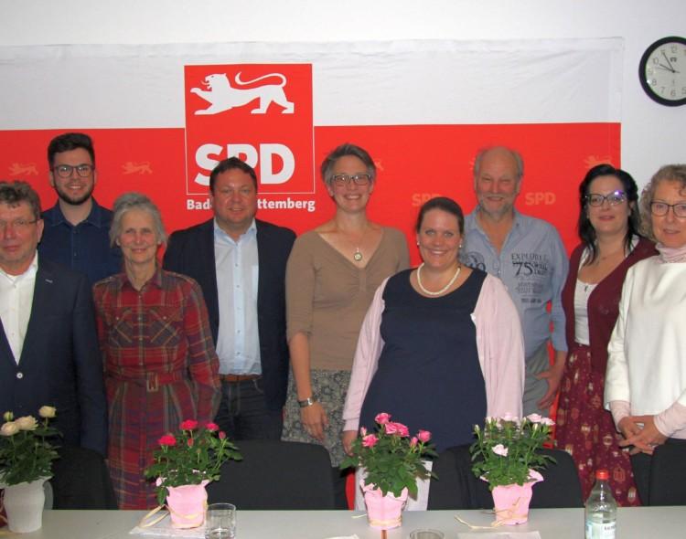 Martin Gerster als Vorsitzender wiedergewählt