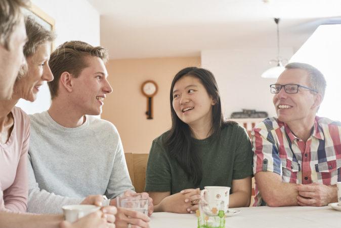 Endspurt bei Gastfamiliensuche für US-amerikanische Jugendliche