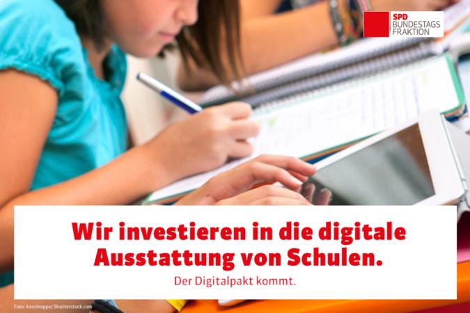 DigitalPakt kommt an: fast 11 Millionen Euro für Schulen im Kreis Biberach