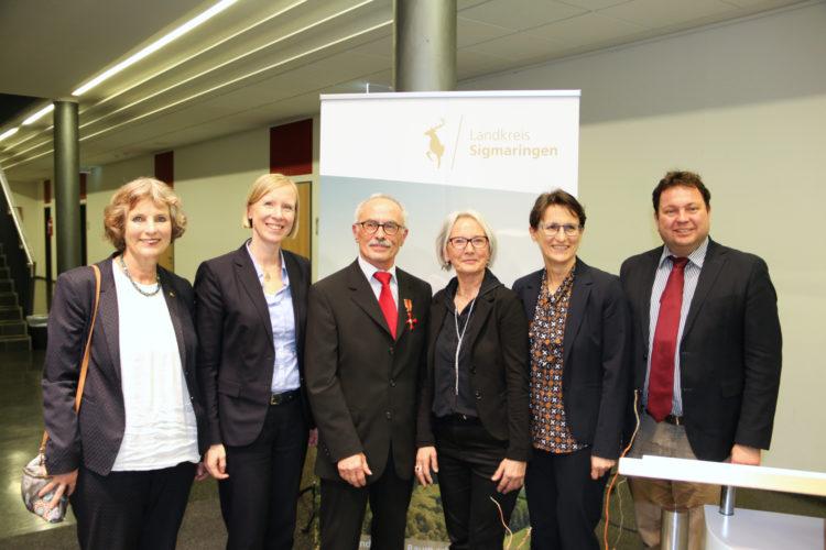 Richard Gruber aus Bad Saulgau erhält Bundesverdienstkreuz