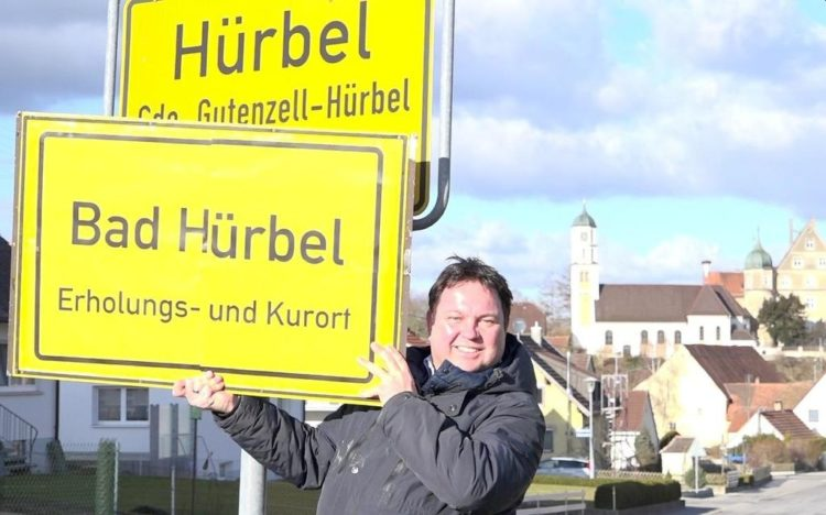 Hürbel ist Thema in Berlin
