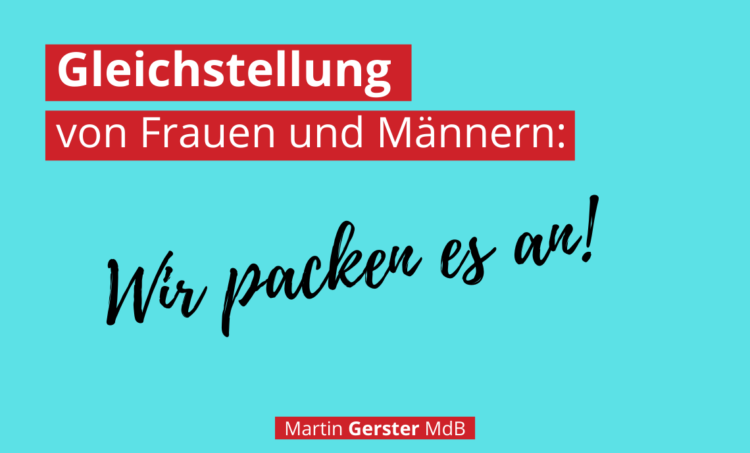 Zum Internationalen Frauentag