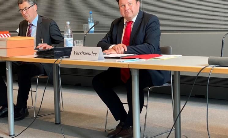Gerster neuer stellvertretender Vorsitzender des Haushaltsausschusses