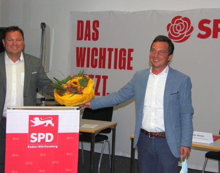 Generalsekretär skizziert in Biberach Eckpunkte des SPD-Wahlprogramms