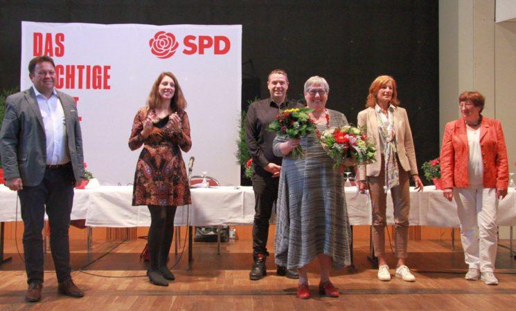 Heike Engelhardt zur Bundestagskandidatin gewählt