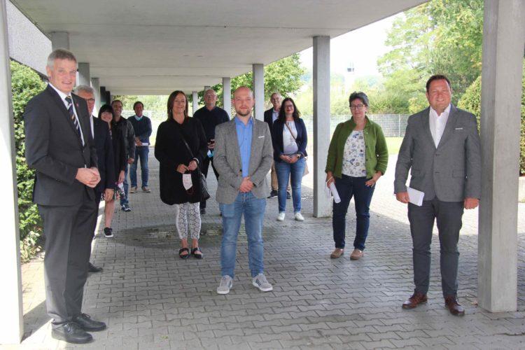 Bad Schussenried hofft auf Bundesfördermittel - Martin Gerster unterstützt das Projekt