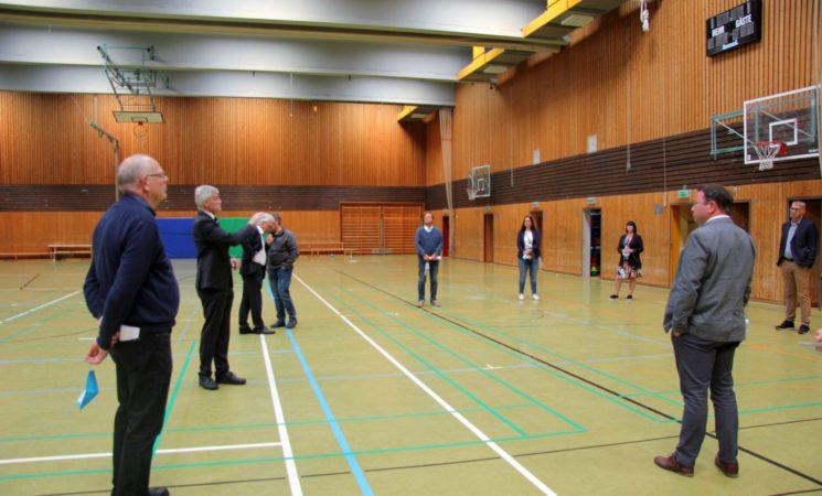 Schussenried erhält Zuschuss für Sporthalle