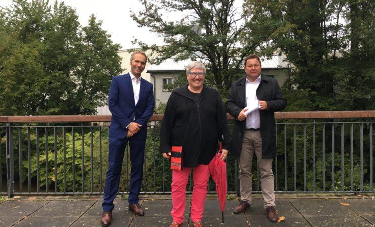 Geldsegen für Ravensburg und Herbertingen: 4,35 Millionen Euro vom Bund