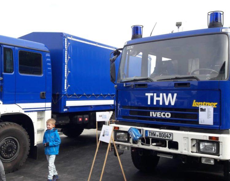 THW-Logistikzentrum kommt nach Oberschwaben