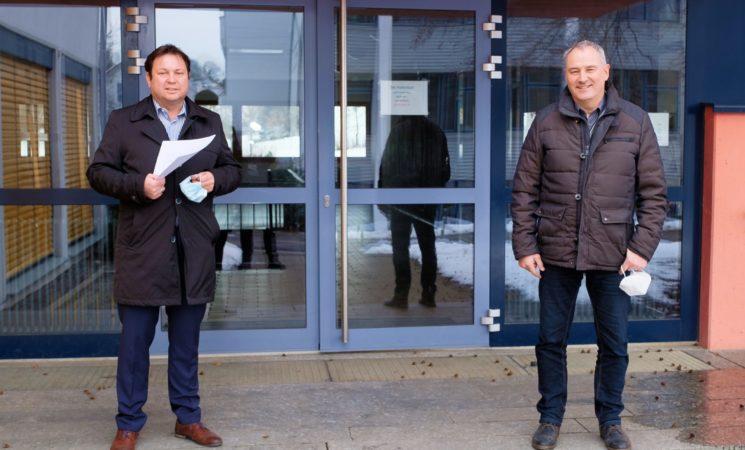 """Ein """"Wumms"""" für den Breitbandausbau in Eberhardzell und Rot an der Rot: jeweils circa 6 Millionen Euro Bundesförderung"""