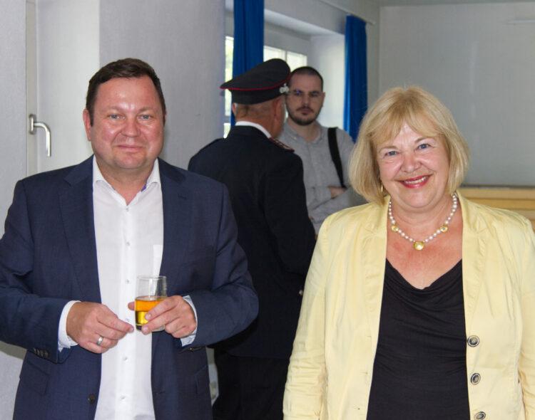 Mitgliederversammlung der Biberacher Kreis-SPD mit Finanzstaatssekretärin Hagedorn