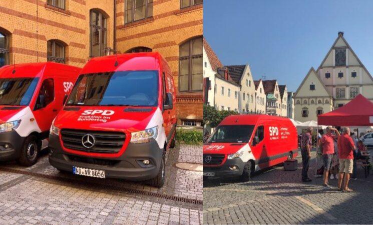 Dialogtour der SPD-Bundestagsfraktion macht Halt in Bad Wurzach