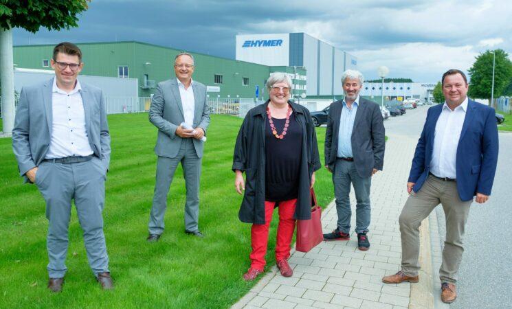 Austausch beim Hymer-Betriebsrat in Bad Waldsee