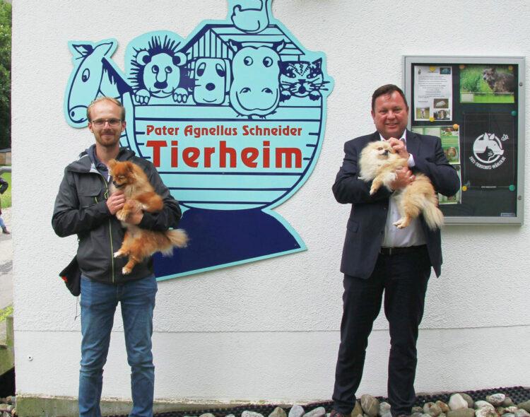 Soforthilfe für Biberacher Vierbeiner: Tierschutzverein freut sich über 7.500 Euro Bundesförderung
