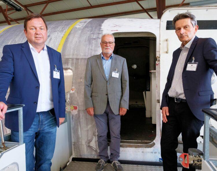 """Für den SPD-Fraktionschef Rolf Mützenich ist die """"Landshut""""-Ausstellung ein """"Herzenswunsch"""""""