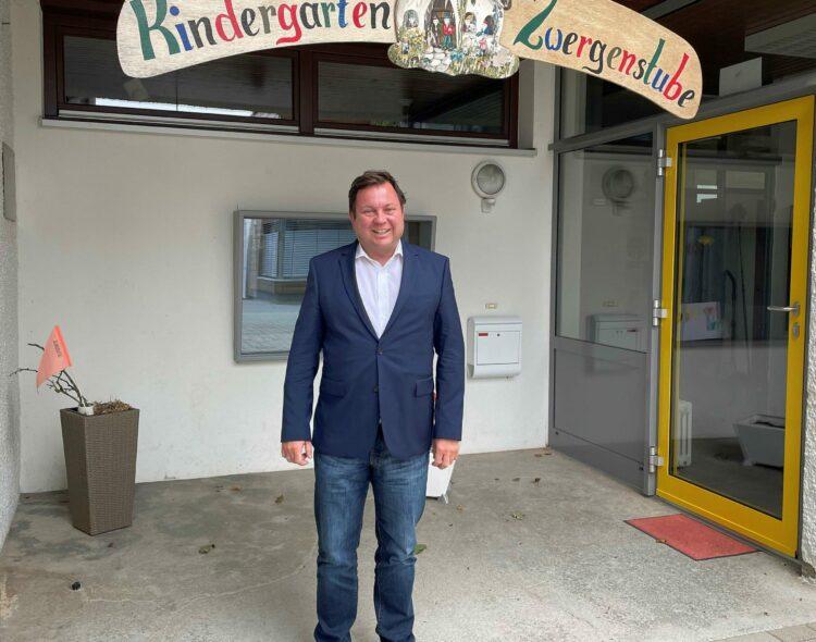 """""""Zwergenstube"""" in Hochdorf wird Sprach-Kita und bekommt Bundeszuschüsse aus Aktionsprogramm"""